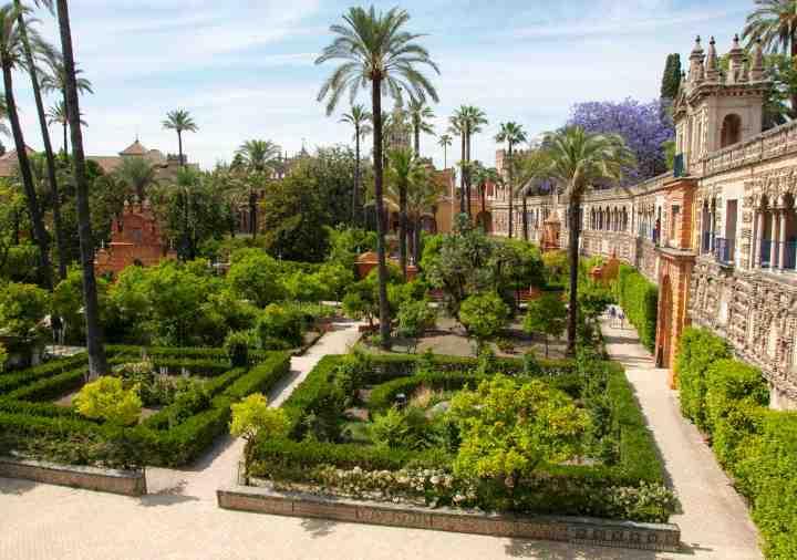 seville-garden
