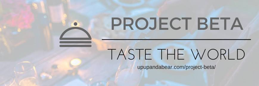 Project Beta- Taste the World