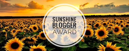 Image result for sunshine blogger award quote