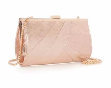 Coast- Pink Charis Bag